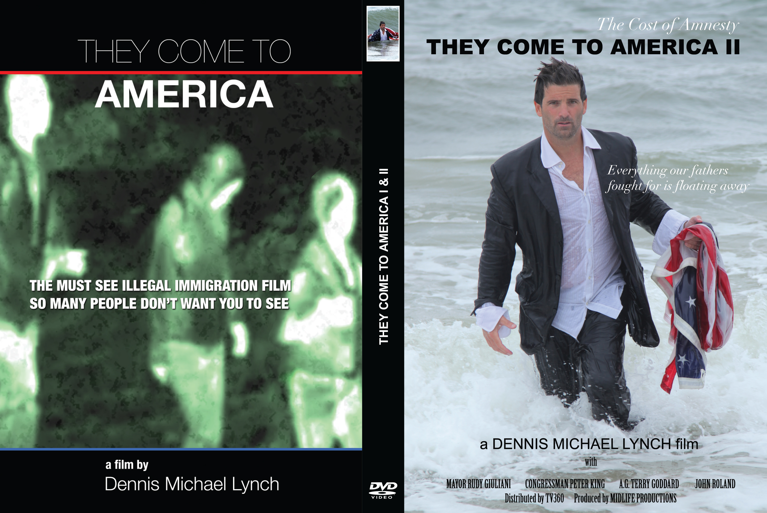 They Come to America II