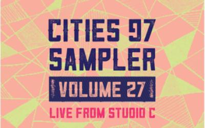 Cities 97 Sampler Volume 27